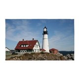 Portland Head Light 3'x5' Area Rug