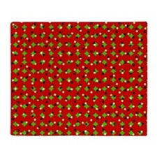 Christmas Confetti Throw Blanket