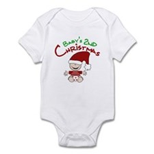 Baby's 2nd Christmas Infant Bodysuit