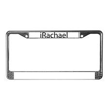 iRachael License Plate Frame