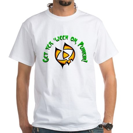 Get yer 'ween on... White T-Shirt