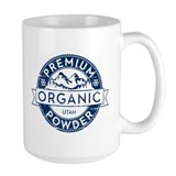Utah Powder Coffee Mug