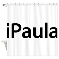 iPaula Shower Curtain