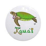 Kauai Ornament (Round)