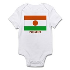 Niger Flag Merchandise Infant Bodysuit