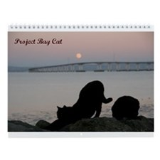 2014 Project Bay Cat Wall Calendar