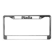 iNadia License Plate Frame