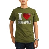 I Heart Singapore T-Shirt