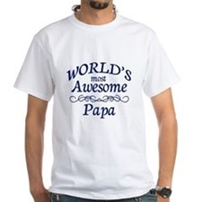Awesome Papa Shirt