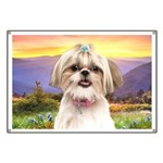 Shih Tzu Meadow Banner