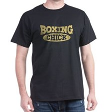 Boxing Chick T-Shirt