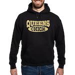 Queens Chick Hoodie (dark)