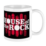 """House of the Rock"" Logo Mug"
