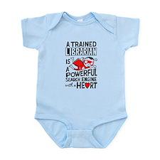 Super Librarian Infant Bodysuit
