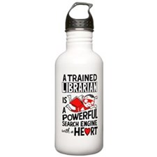 Super Librarian Water Bottle