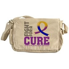 Bladder Cancer Fight For A Cure Messenger Bag