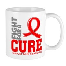 AIDS Fight For A Cure Mug