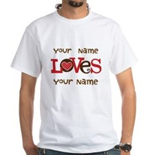 Personalized Love Shirt