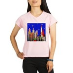 Philadelphia Starry Night Performance Dry T-Shirt