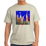 Philadelphia Starry Night Light T-Shirt