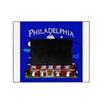 Philadelphia Starry Night Picture Frame