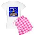 Philadelphia Starry Night Women's Light Pajamas