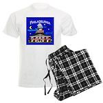 Philadelphia Starry Night Men's Light Pajamas