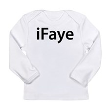 iFaye Long Sleeve Infant T-Shirt