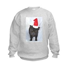 Micro pig with Santa hat Jumpers