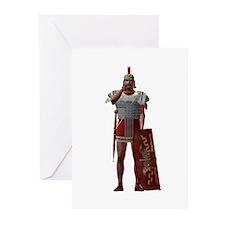 Legionnaire Greeting Cards