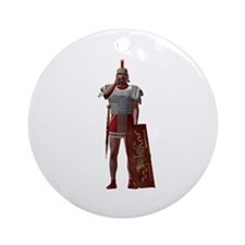 Cute Ancient rome Ornament (Round)
