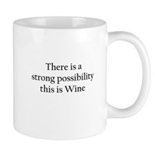 There is a Strong Possibility this is Wine Mug