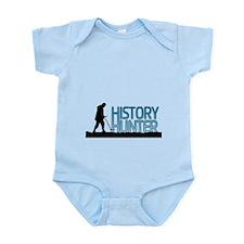 History Hunter Infant Bodysuit