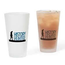 History Hunter Drinking Glass