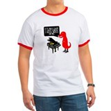 Pianosaurus Rex Men's T-Shirt