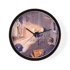 September, 1929 Wall Clock