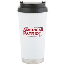 The American Patriot Show Ceramic Travel Mug