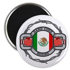 Mexico Boxing Magnet