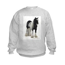 Sweatshirt Featuring Gypsy Stallion Mickey Fi