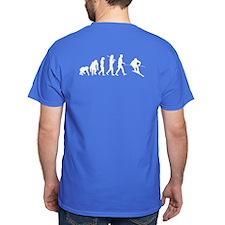 Downhill Skiing T-Shirt
