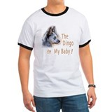 The Dingo is My Baby T-Shirt