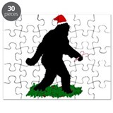Christmas Squatchin Puzzle