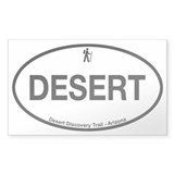 Desert Discovery Trail Decal