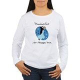Dancing Feet (clear... Long Sleeve T-Shirt