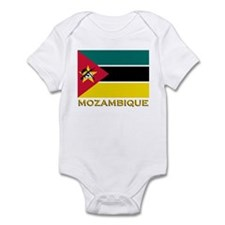 Flag of Mozambique Infant Bodysuit
