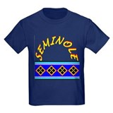 SEMINOLE INDIAN PATCHWORK T