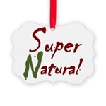 SuperNatural Rush Picture Ornament