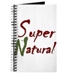 SuperNatural Rush Journal