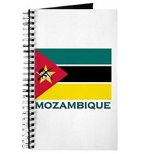 Mozambique Flag Merchandise Journal