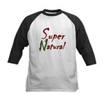 SuperNatural Rush Kids Baseball Jersey